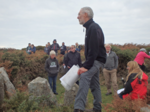 Penwith archaeology - guided walk with David Giddings