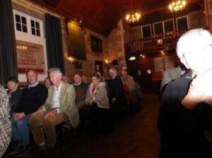 Audience at the Cornish Maritime History course