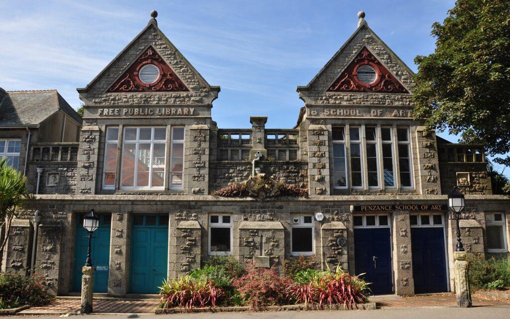 Penzance Library & School of Art
