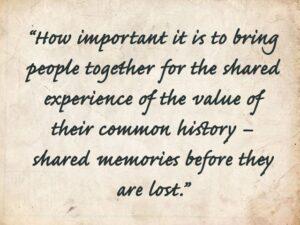 What participants told us