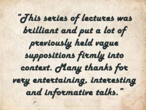 What participants told us [